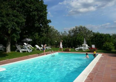 04 Petrognano zwembad
