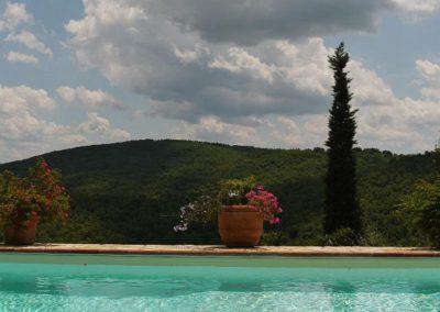 04 il Poggetto zwembad uitzicht
