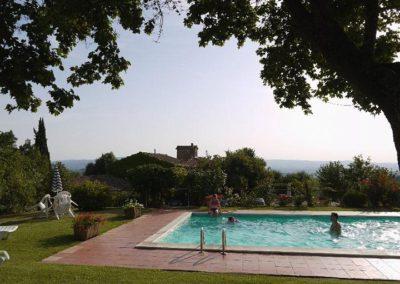 05 Petrognano zwembad