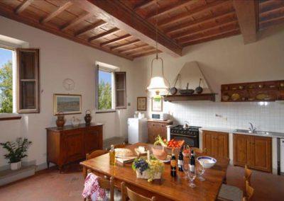09 Villa il Giardino keuken
