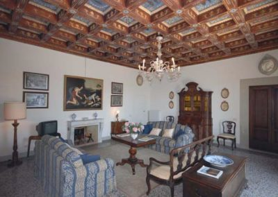 10 Villa il Giardino woonkamer