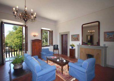 11 Villa il Giardino lounge