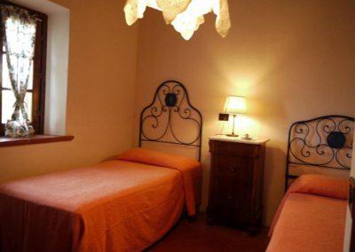 12 Tignano slaapkamer begane grond