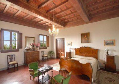 13 Villa il Giardino slaapkamer 1