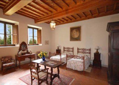 14 Villa il Giardino slaapkamer 2