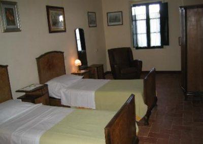 15 Petrognano Camilla slaapkamer