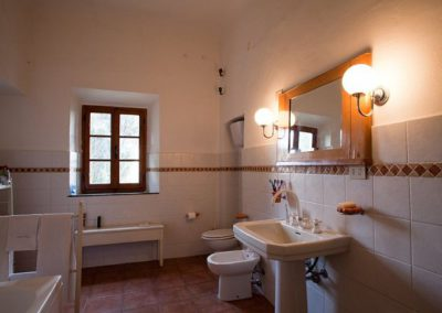 15 Villa Bosco Badkamer