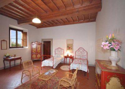 15 Villa il Giardino slaapkamer 3