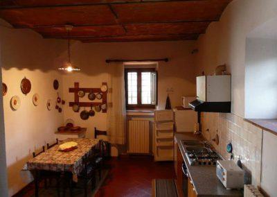 15 il Borgo Casale 2 eetkeuken