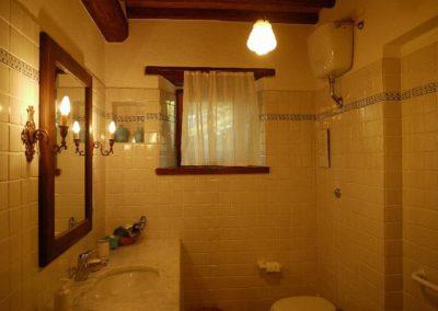 15 il Poggetto badkamer