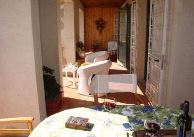 16 Montefiorile Pastore veranda
