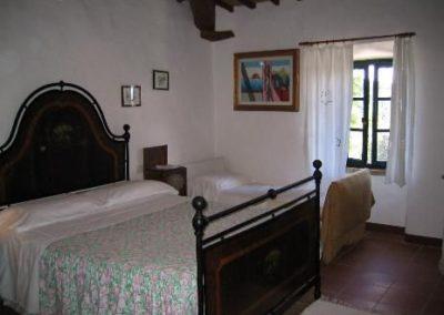 16 Petrognano Camilla slaapkamer