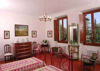 17 Villa il Giardino slaapkamer 5