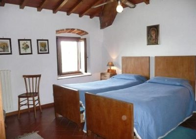 17 il Borgo Casale 2 slaapk 2 bedden