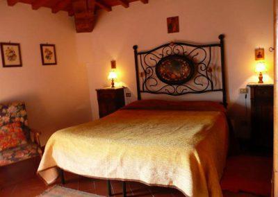18 il Borgo Casale 2 slaapk 2pers bed