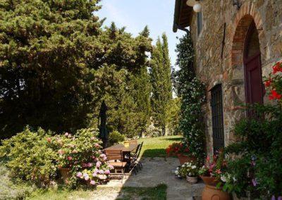 19 Casa Ercole Barbara entree terras tuin