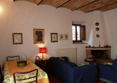 20 il Borgo Casale 2 zitkamer