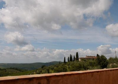 21 Montefiorile Pastore uitzicht terras