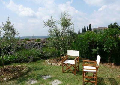 22 Montefiorile Pastore deel tuin