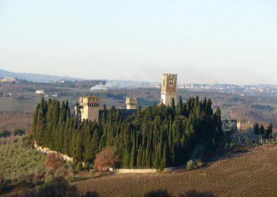 23 Casa Ercole Badia a Passignano winter