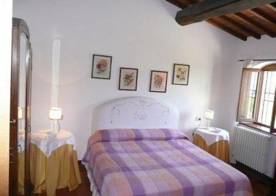 23 Masseto Vittoria slaapkamer