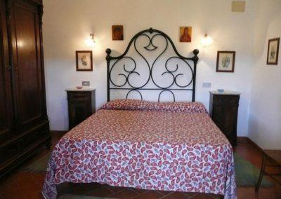 23 il Borgo Torretta 1 slaapk 2pers bed