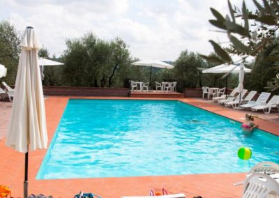 33 il Borgo zwembad