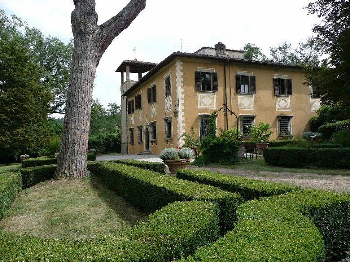 Villa Montazzi (Mugello)