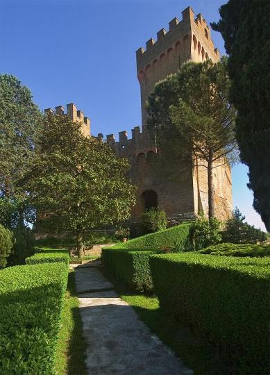 Castello di Proceno