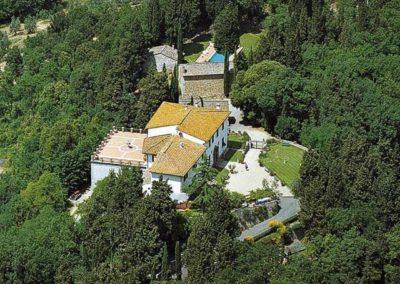 01 Castelvecchio villa, fattoria, zwembad