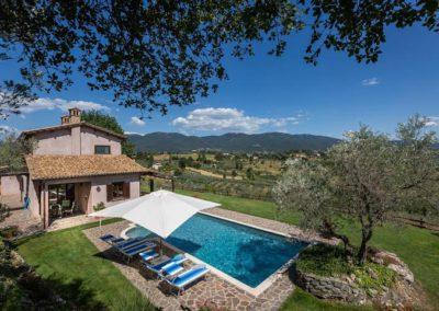 02. Villa Montagnola uitzicht