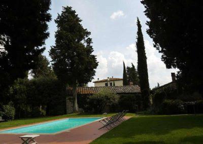 03 Castelvecchio zwembad bij villa