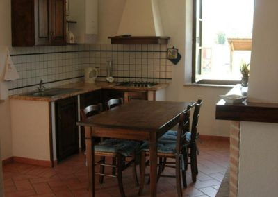 05A Valle del Sole Azzuro keuken