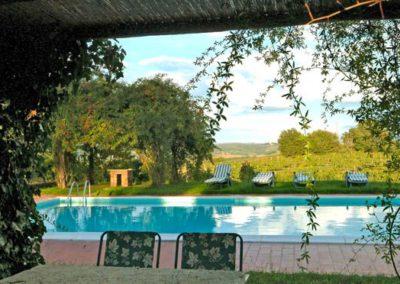 06 Montechiarone zwembad met uitzicht