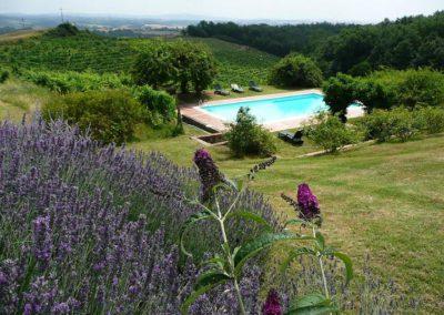 07 Montechiarone tuin zwembad