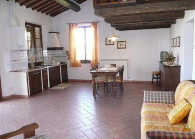 08 Valle del Sole Giallo keuken