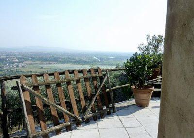 08 Villa Rota uitzicht vanaf zijkant
