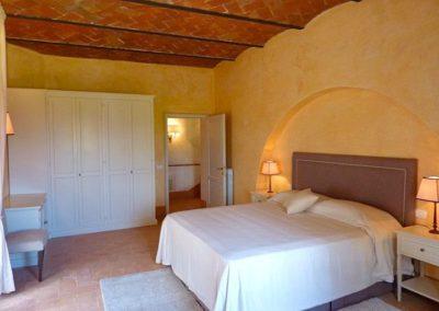 09 Il Borgo Cortona slaapkamer 2