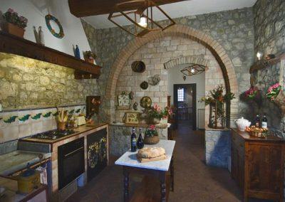 09 Il Giulione keuken