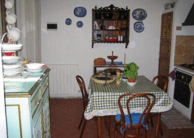 09 Podere Fulvia keuken