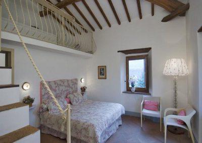 10 Il Giulione slaapkamer