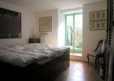 11 Cinque Terre slaapkamer beneden