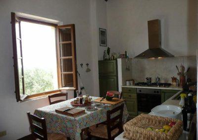 11 Montechiarone keuken