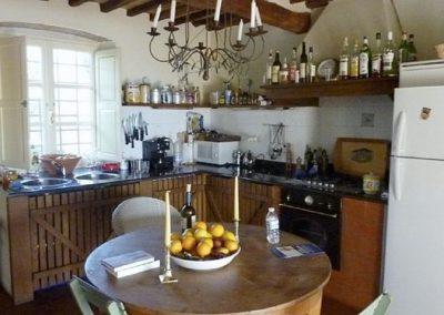11 Villa Rota keuken