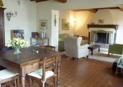 12 Villa Rota eet- zitkamer