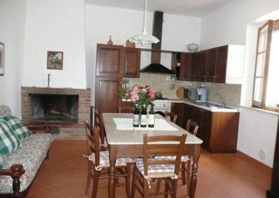 13 Casanova Cipressi eetkamer keuken
