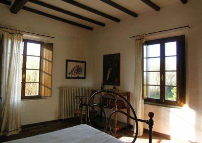 13 Montechiarone slaapkamer
