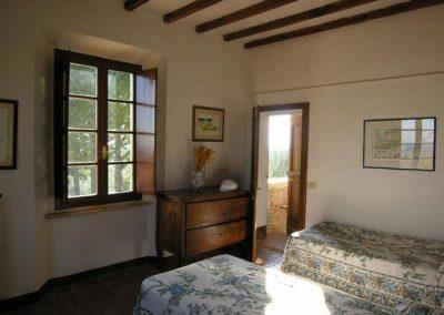 14 Montechiarone slaapkamer