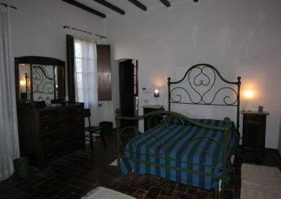 15 Montechiarone slaapkamer