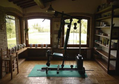 15 Santoiolo gym